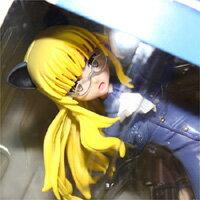 ストライクウィッチーズ ハイクオリティフィギュア ペリーヌ・クロステルマン HQ 戦闘 メガネ アニメ プライズ フリュー(ポスターおまけ付き)【即納】