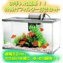 テトラ アクアリウム セット AG−52GF お手入れ簡単!...
