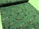 ゼブラ アッシュブルー キャンバス(厚手オックス)生地【DM便1m可】|北欧風|綿|コットン|布|しっかり|じょうぶ |トートバッグ|ハンドメイド|エプロン|インテリア|手作り|手芸|通販|安い|