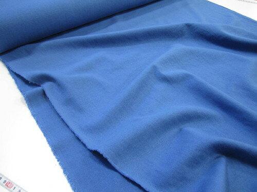 YUWA ワイド巾ハーフリネン ソフト加工無地 ブルー85088【メール便1m可】有輪|生地・布|コットンリネン|麻・綿麻|エプロン|ワンピース|スカート|小物|バッグ|携帯ケース|ポーチ|インテリア|クラフト|おしゃれ|