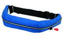 自動膨張ベルト式ライフジャケット WR-1 ブルー 新基準