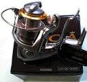 グレシアスピンSP GR2500LB ワンタッチレバーブレーキ&ドラグ付 (磯釣り フィッシング つり 釣り スピニングリール 釣り具 釣具 リール)