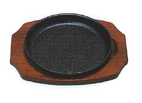 KIPROSTAR(キプロスター) ステーキ皿 丸型