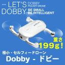 【並行輸入品】ポケットサイズのセルフィードローン - Dobby (ドビー) 豪華お買い得セット ケース・予備バッテリー・…