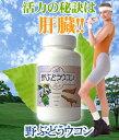 肝臓サプリメント【野ぶどうウコン 600粒】疲労、美容、飲み過ぎ 脂肪肝 役立つ 肝臓薬草 野ぶどう、ウコン、ガジュツ サプリ