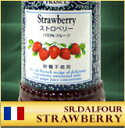 ショッピングいちご サンダルフォージャム 170g イチゴ 砂糖不使用、保存料、着色料不使用でイチゴ本来の甘さと果肉たっぷりの爽やかな香り!