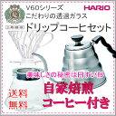 ハリオV60 ドリップケトルセット(1−4杯用)