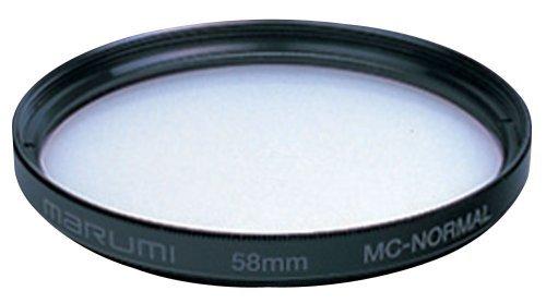 M【送料無料】 マルミ marumi 58 mm MC-Normal ノーマル 無色透明 保護用フイルター デジタル&フイルム兼用|1603ASTM^