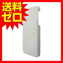iPhoneSE ハードシェルジャケット ホワイト IP5N-01WH