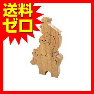 あんずとすもも 組み木シリーズ ブレーメンの音楽隊 / ギター / りんご / いねむり犬 / ドーナッツ / ホース / ねずみのチーズ anzu to sumomo 組み木シリーズ 【送料無料】