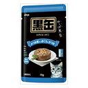 黒缶 パウチ かつお節入りまぐろとかつお 70g キャットフード 猫 ネコ ねこ キャット cat ニャンちゃん※商品は1点 ( 個 ) の価格になります。