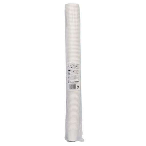 ホワイトカップ 90ml 100個入 サンナップ【送料無料】|1805KBTT^
