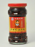 新品★★中国の昔からある食べるラー油食べる唐辛子揚げた鶏肉入り280g