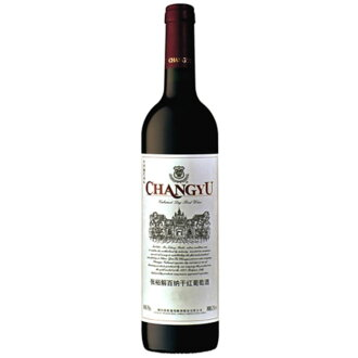 チャンユーカベルネ excellent choice class (election 100 Kina Yu-Zhang Yu solution class) 750 ml ★ Chinese red wine