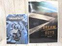 DREAM BOYS 帝国劇場 梅田芸術劇場 パンフレット 2種 セット 関ジャニ∞ KAT-TUN