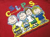 ファミリア familiar スヌーピー Snoopy Tシャツ カットソー チャーリーブラウン ライナス ペパーミントパティ サリー プリント 赤 80 ベビー キッズ その他 【ベクトル 古着】【中古】 160714