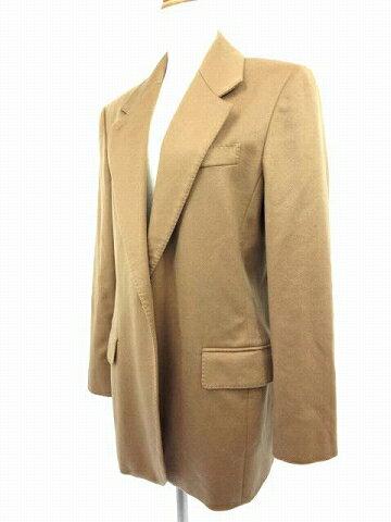 マックスマーラ MAX MARA コート ジャケット カシミヤ100% 白タグ J42 レディース 【中古】【ベクトル 古着】 161025 ブランド古着ベクトルプレミアム店