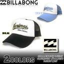 ビラボン メンズ 帽子 キャップ BILLABONG トラッカー メッシュキャップ 千葉ロッテマリーンズ コラボレーション アウトレット サーフブランド