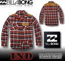 ビラボン BILLABONG メンズ ネルシャツ サーフブランド アウトレット【あす楽対応】AE012-107