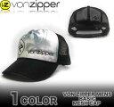 ボンジッパー 帽子 キャップ VONZIPPER AF211-900 ボンジッパー キャップ 帽子 トラッカー メッシュキャップ vonzipper von zipper 帽子 キャップ ボンジッパー