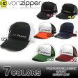 ボンジッパー キャップ 帽子 VONZIPPER メッシュキャップ 帽子 定番 トラッカー VON ZIPPER ボンジッパー サーフブランド