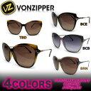 VONZIPPER/ボンジッパー レディース サングラス BEGONIA AD217-025【あす楽対応】グラサン 大きめフレーム SALE セール