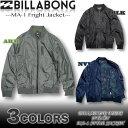 ビラボン メンズ BILLABONG MA-1スタイル ナイロンジャケット エムエーワン アウター AG012-760【あす楽対応】