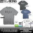 ビラボン Tシャツ ラッシュガード メンズ BILLABONG サーフブランド