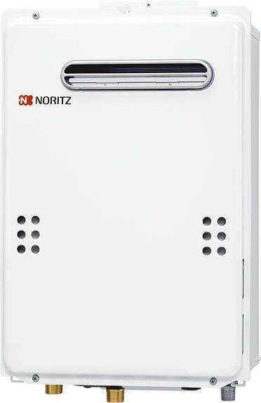 ≪あす楽対応≫【送料無料】 ノーリツ給湯器20号 GQ-2039WS 都市ガス・LPG選択可能 給湯専用タイプ 屋外壁掛型(PS標準設置型)