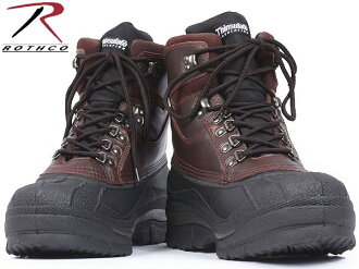 Excellent ROTHCO Rothko Thinsulate boots 'warmer, lighter' concept waterproofing, durability and functionality in one leg