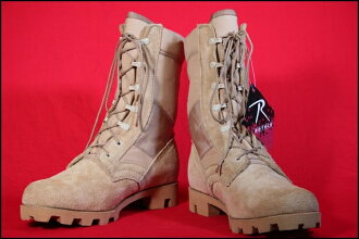 ROTHCO rothco military speed lace boots Desert Tan military boots