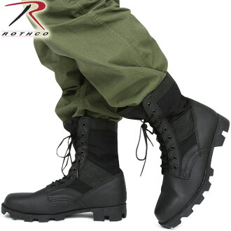 ROTHCO Rothko (military) military jungle boots leather real leather use our most popular boots total sales surpassed the number of 15,000 feet