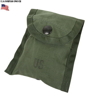 To House a real brand new US Army LC-1 first aid compass pouch first aid supplies, compass can be used for multipurpose use