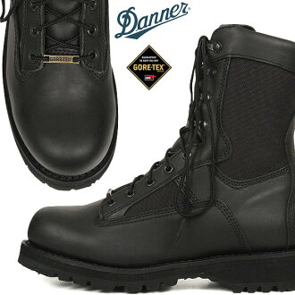 Boots waterproof leathers DANNER Danner 5000 SDF Gore-Tex boots black Japan self-defense for developed and high rub resistance and lightweight made in Cordura nylon