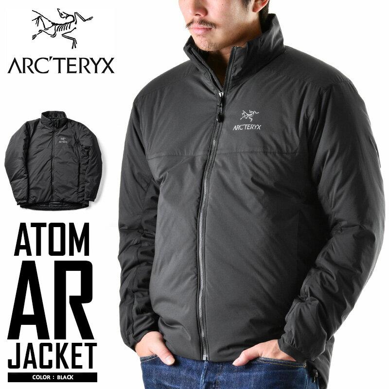 アークテリクス Atom AR Jacket インサレーションウェア
