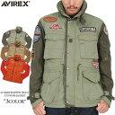 【送料無料】【WIP】AVIREX アヴィレックス 6132048 ワッペン フィールド カスタムジャケット