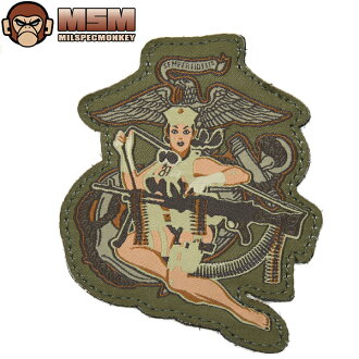 Any mil-spec MONKEY mil-spec Monkey patches (patch) Marine Desert Multicam bags and jackets, such as Velcro Panel with various customizable with camouflage Camo pattern WIP