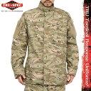 サバゲー 服 TRU-SPEC トゥルースペック 米軍 Tactical Response Uniform ジャケット All Terrain Tiger Strip [1262] タイガーストラ..
