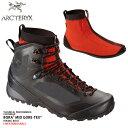 ARC'TERYX アークテリクス デザイン、素材、構造、機能の全ての要素を最高レベルまで追求! 登山靴 GORE-TEX WIP ミリタリー メンズ [Cx][Px]/ミリタリー送料無料