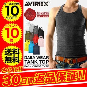AVIREX avirex tank top back cross daily wear daily were avirex avirexl tank top avirex AVIREX mens tank top