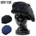 今だけ20%OFF★New York Hat ニューヨークハット 6291 デニムステッチ ビッグアップル メンズ mss WIP