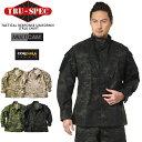 TRU-SPEC トゥルースペック Tactical Response Uniform ジャケット(シャツ) MULTICAM FAMILY(1265 MultiCam / 1325 MultiCam Arid / 1327 MultiCam Tropic / 1229 MultiCam Black)【クーポン対象外】【Px】 WIP メンズ ミリタリー アウトドア 父の日 ギフト プレゼント