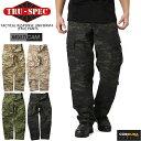 TRU-SPEC トゥルースペック Tactical Response Uniform パンツ MULTICAM FAMILY 1266 MultiCam / 1321 Arid / 1323 Tropic / 1226 Black 【クーポン対象外】 ギフト プレゼント WIP メンズ ミリタリー アウトドア 父の日