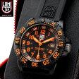 LUMINOX ルミノックス 腕時計 3059 ORANGE NAVY SEALs COLOR MARK SERIES mss WIP 送料無料