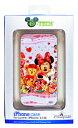 香港ディズニーリゾート iPhoneケース iPhone4,4s用 ミニー&ダッフィー