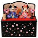 送料無料  即納 ギフト包装 雛人形 ディズニー東京ディズニーリゾート 雛祭り ミッキーとミニーのひな人形(台付き)