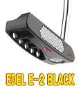 【激レア・送料無料】Edel E-2 BLACK トルクバランスパター US仕様 新品!