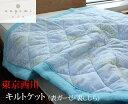 なごみ 肌掛け布団 キルトケット 東京西川 なごみシリーズ シングル 140×190cm【楽ギ