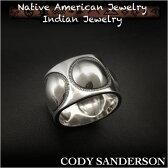 新品 コディ サンダーソン/Cody Sanderson リング 18号 インディアンジュエリー シルバー925 ナバホ族 ユニセックスCody Sanderson Moon Sweet Pea Ring Size US#9 Native American Indian Jewelry Sterling Silver Navajo (ID na3185r73)