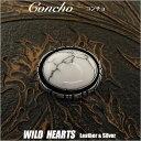コンチョ/ウエスタン/インディアンジュエリー Concho/western concho/India